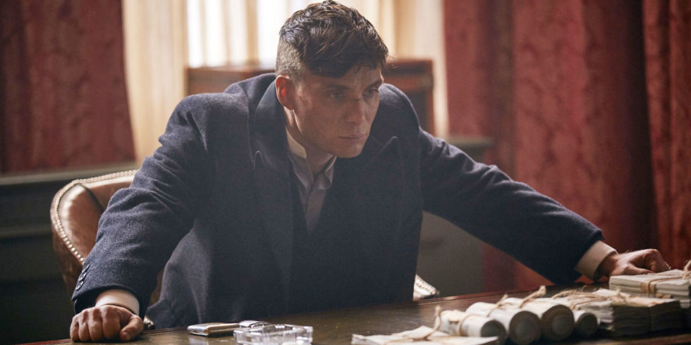Cillian Murphy Confirms Peaky Blinders Fan Theory About Thomas Shelby