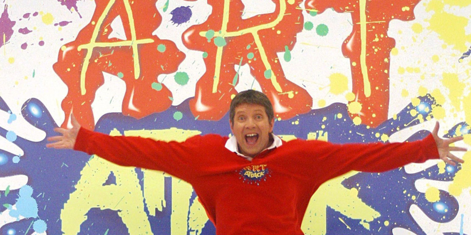 9 reasons why we still love art attack and neil buchanan solutioingenieria Images