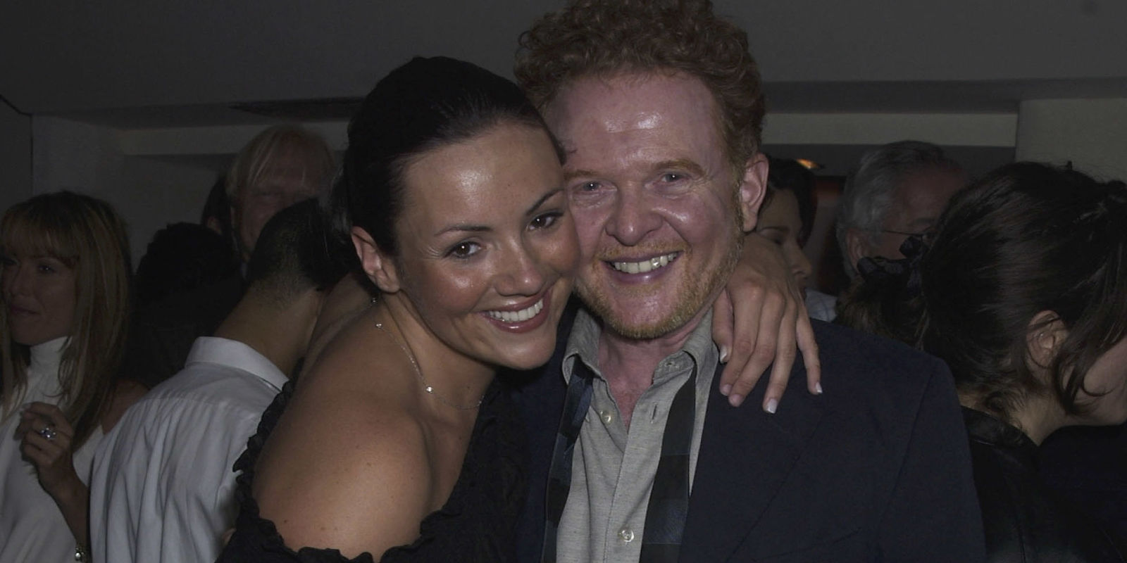 former eastenders star martine mccutcheon declared bankrupt london 12 actress martine mccutcheon and simply red front man mick hucknall on