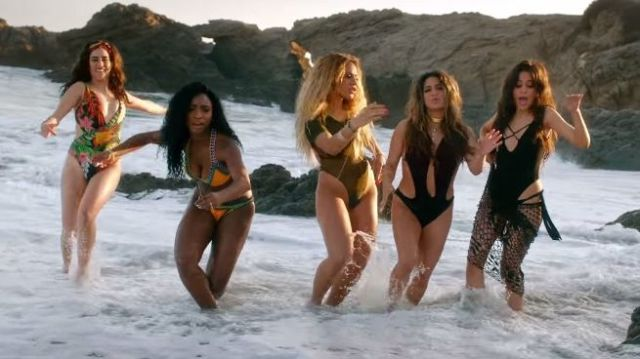 fifth harmony naked