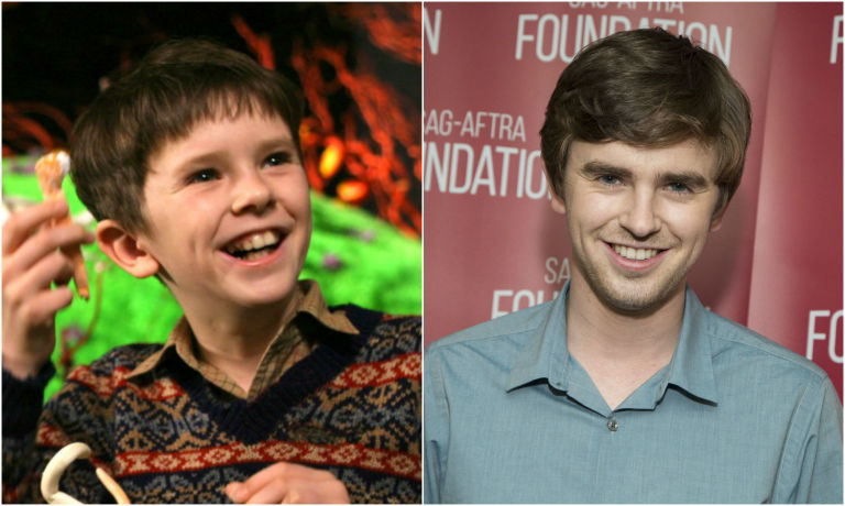 Charlie and the Chocolate Factory 2005 cast: See what the kids ...