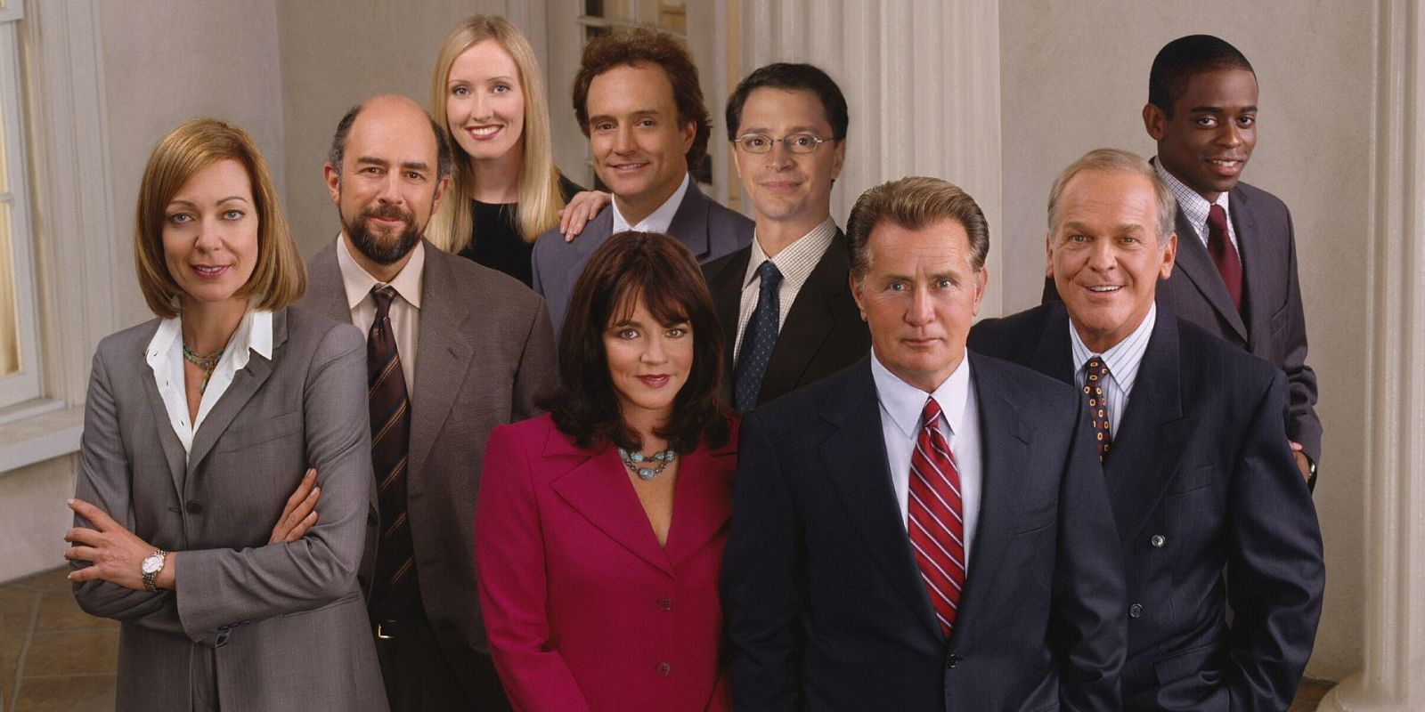 The west wing cast who 39 s had the most successful career for Ohrensessel westwing