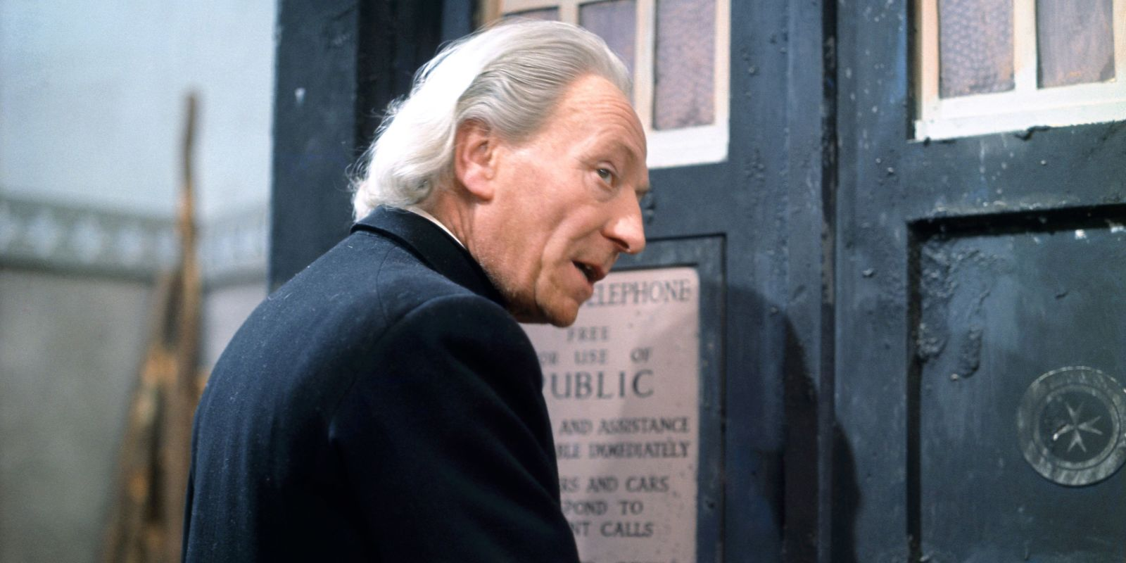 The BBC's original plans for Doctor Who are absolutely ridiculous
