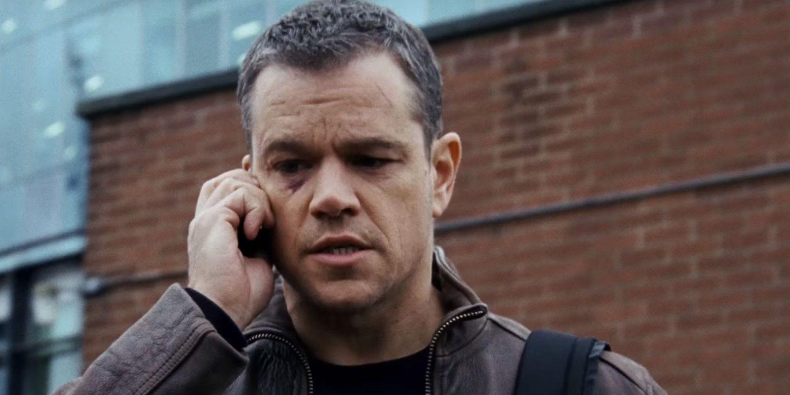 The Bourne Identity ne...