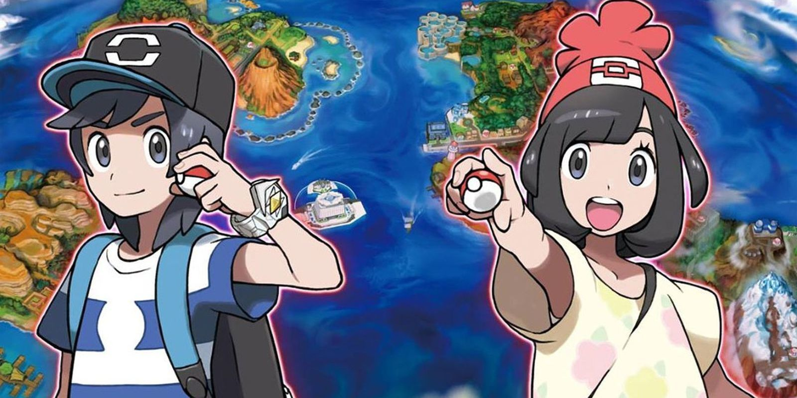 Pokemon sun and moon starters trailer legendaries release date pokemon sun and moon starters trailer legendaries release date and everything else you need to know biocorpaavc Images