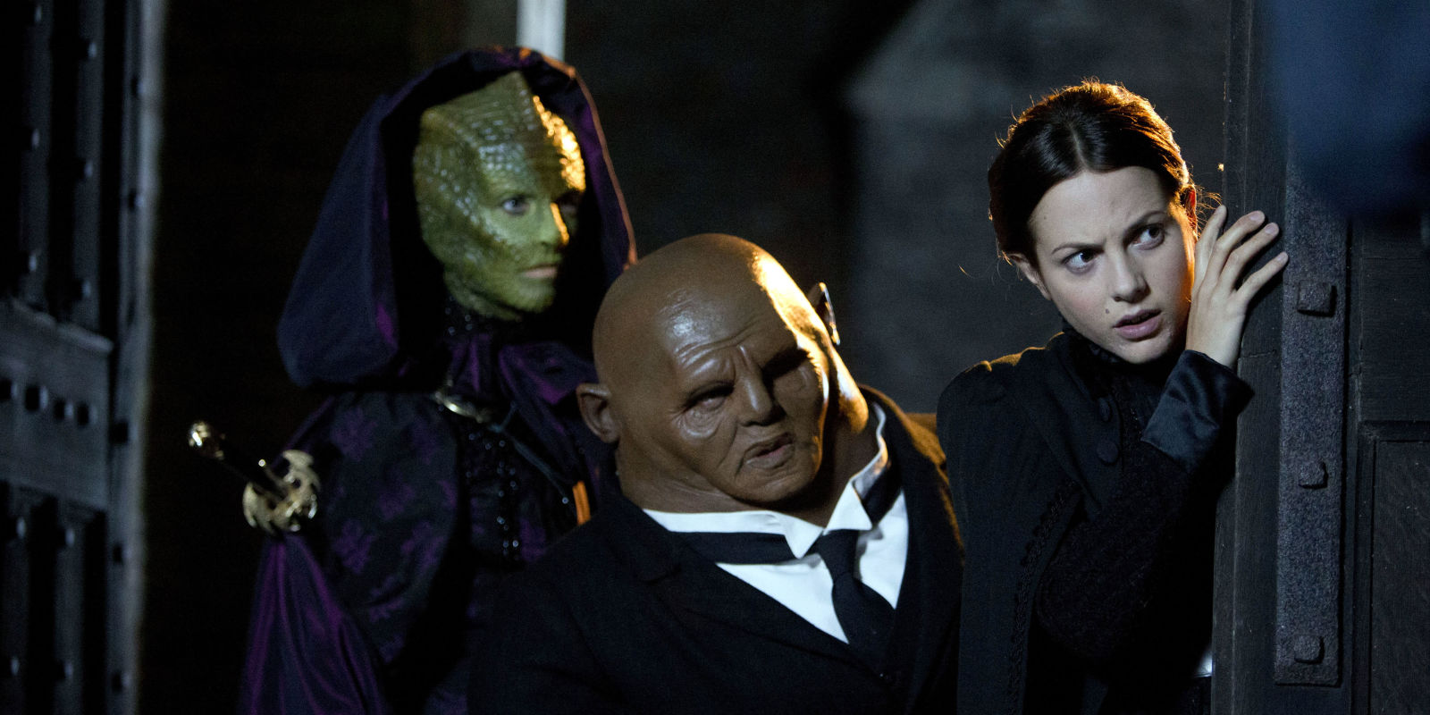 Doctor Who\u0027s Strax is getting a spinoff on audio - but there\u0027s a twist