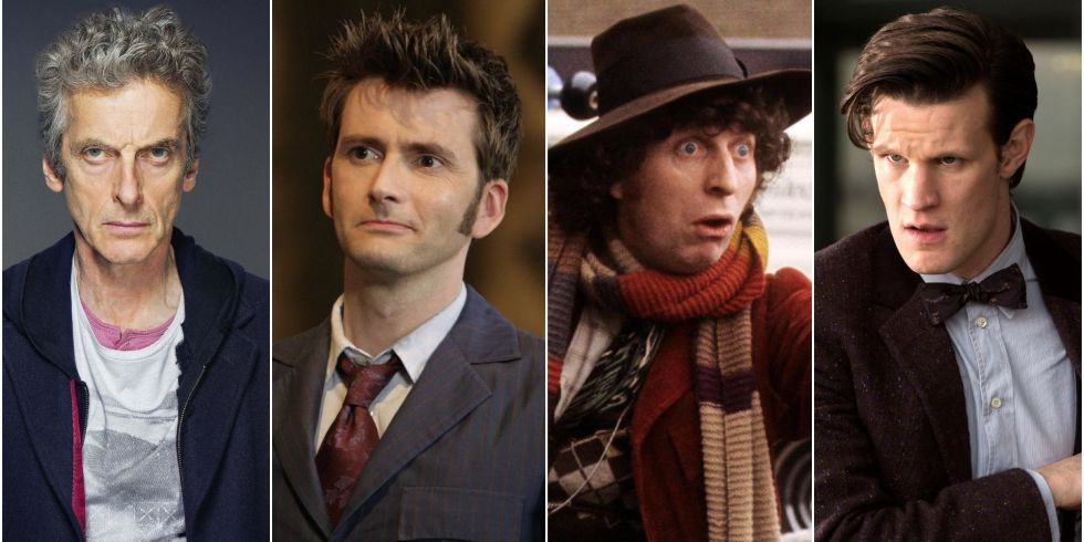 Doctor who ranking all 13 doctors from peter capaldi to william peter capaldi david tennant tom baker and matt smith in doctor who ccuart Gallery