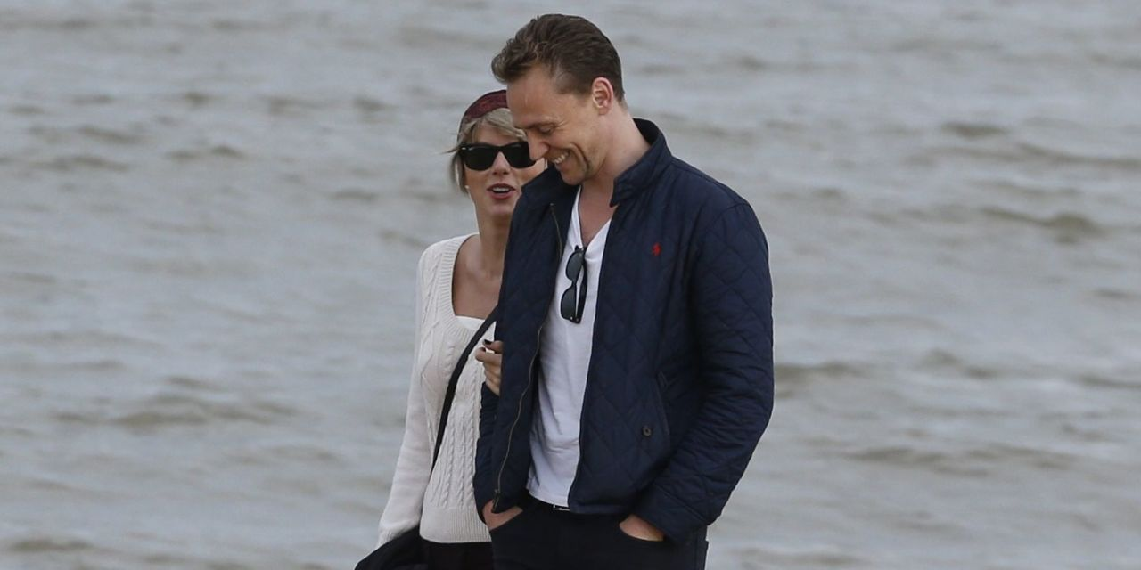 Tom Hiddleston reveals WHY he wore that I ♥ TS vest