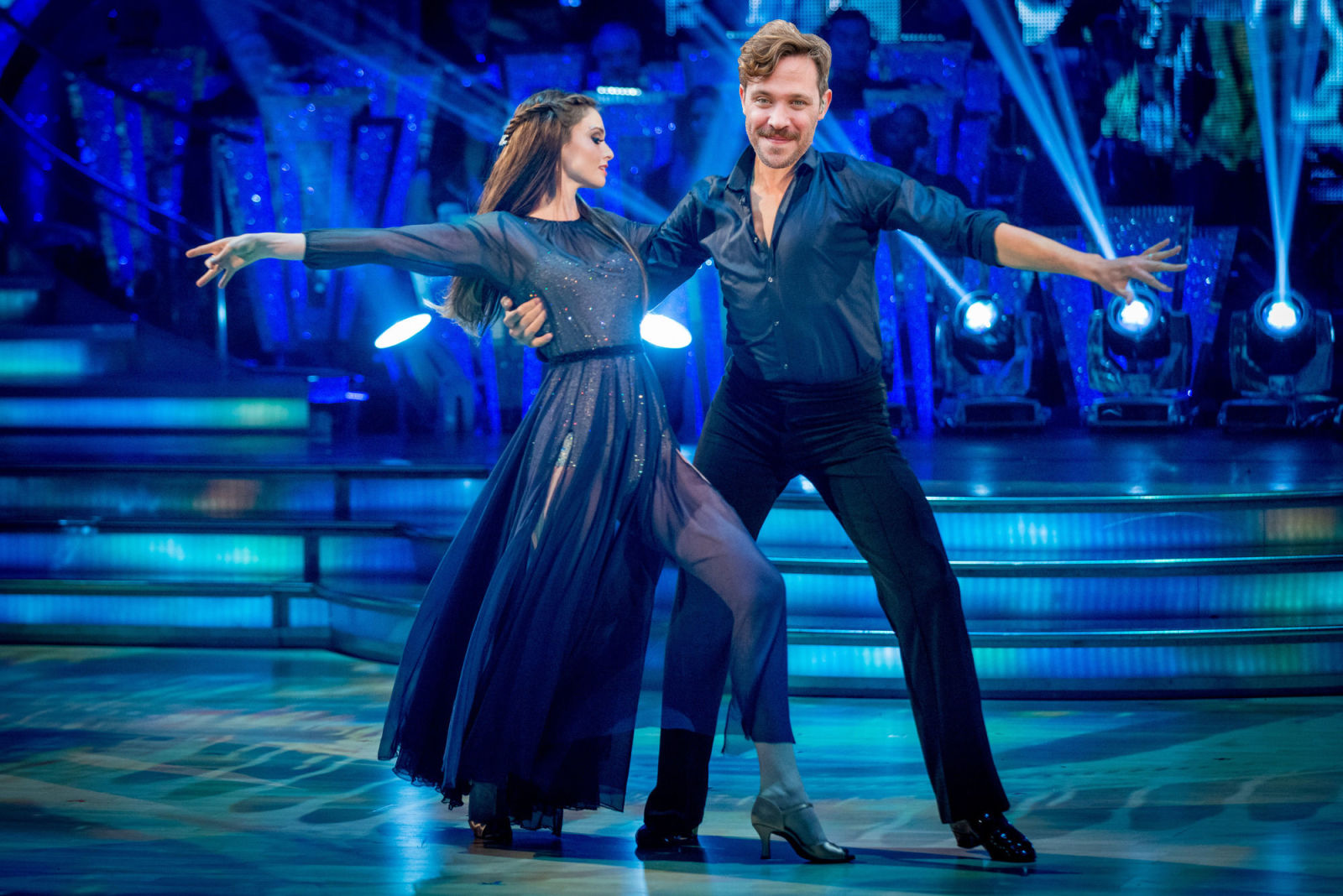 Will Young no same-sex partner strictly come dancing
