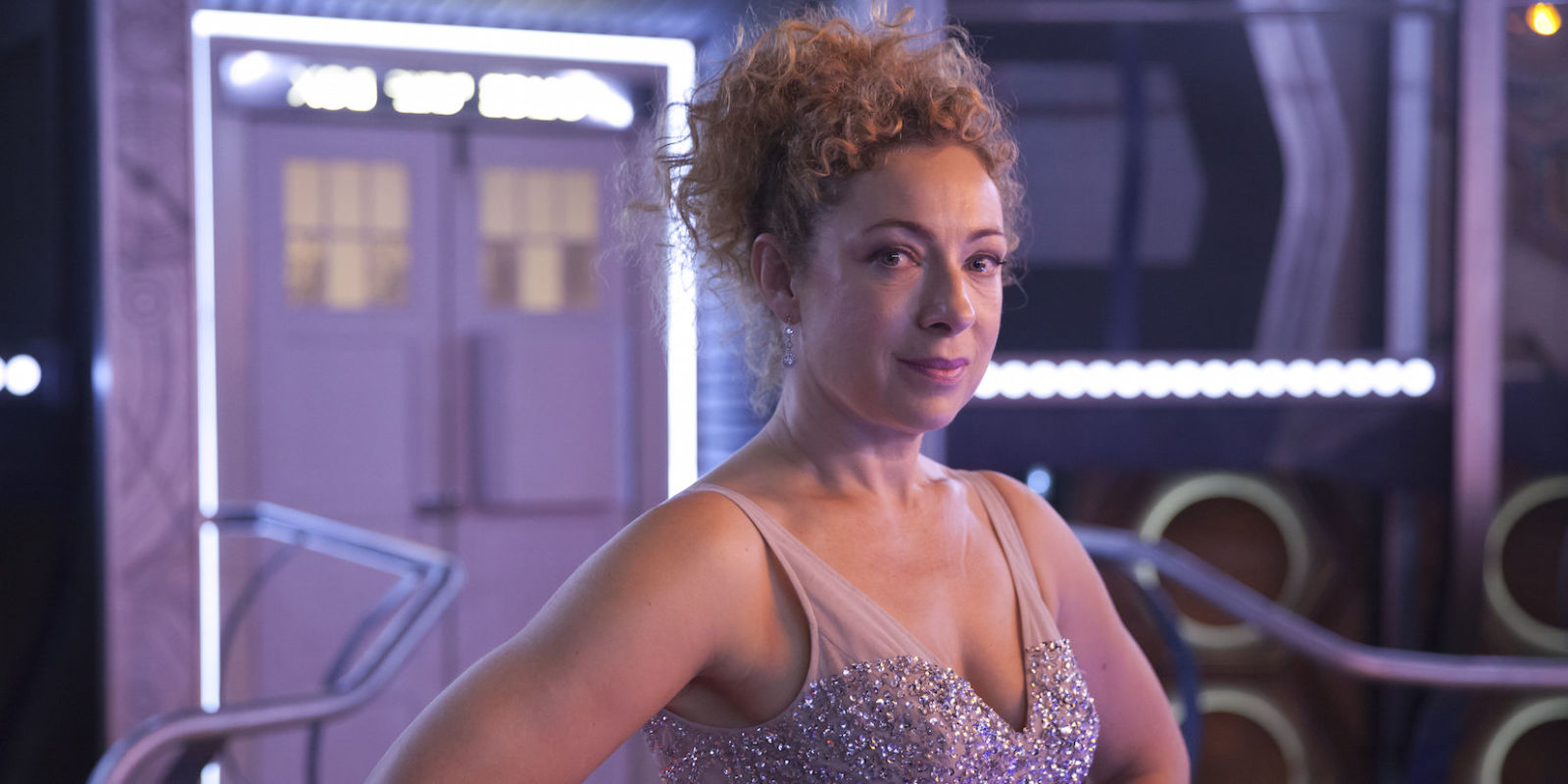 Alex Kingston is returning to Doctor Who as River Song for this ...