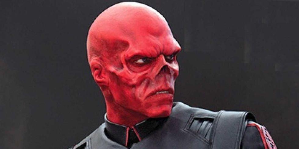 Red skull captain america actor dating