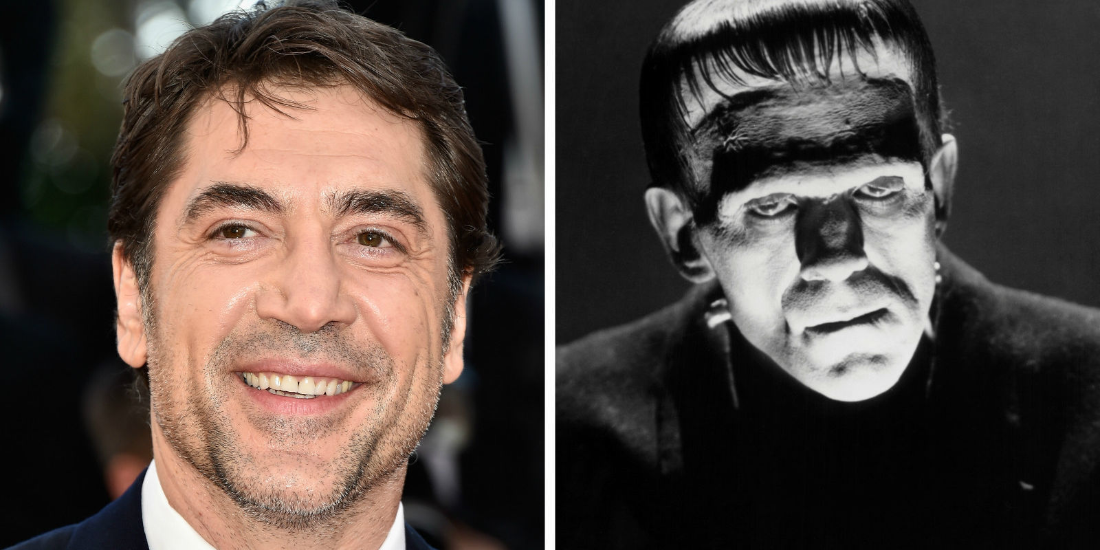 Javier Bardem Is The New Frankenstein's Monster