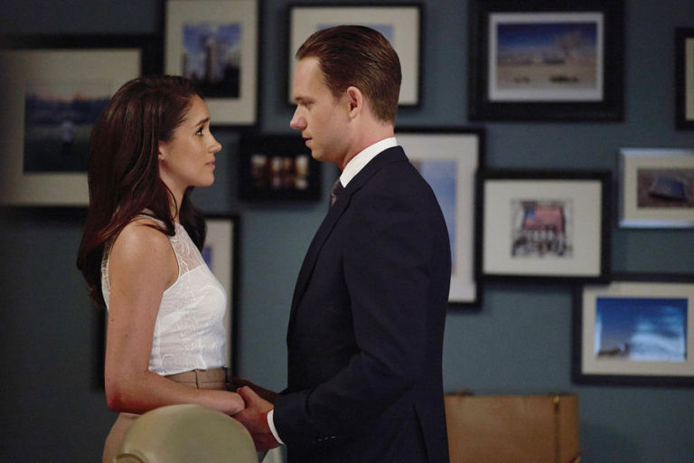 Image result for mike and rachel leaving suits