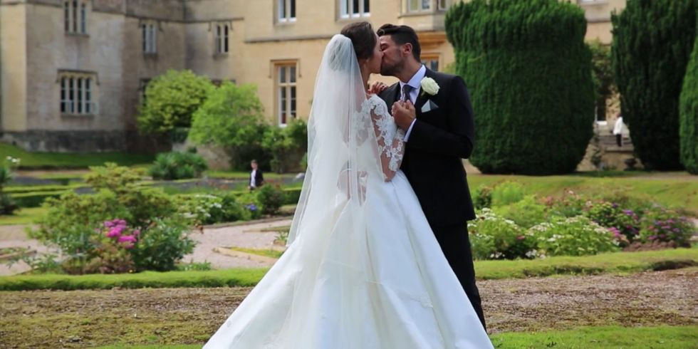 Peter Andre And Emily Macdonagh Wedding Video