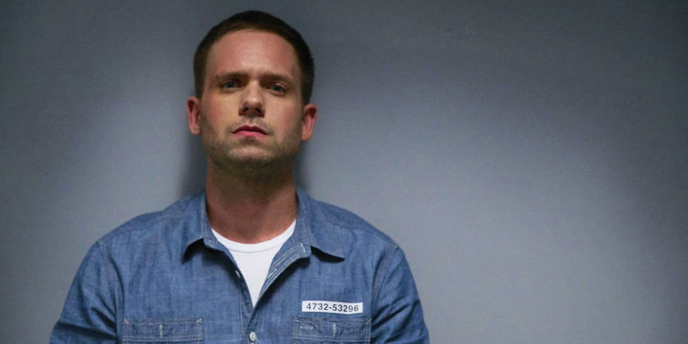 Suits Star Patrick J Adams Says Mike Isnt Getting Out Of Prison Any