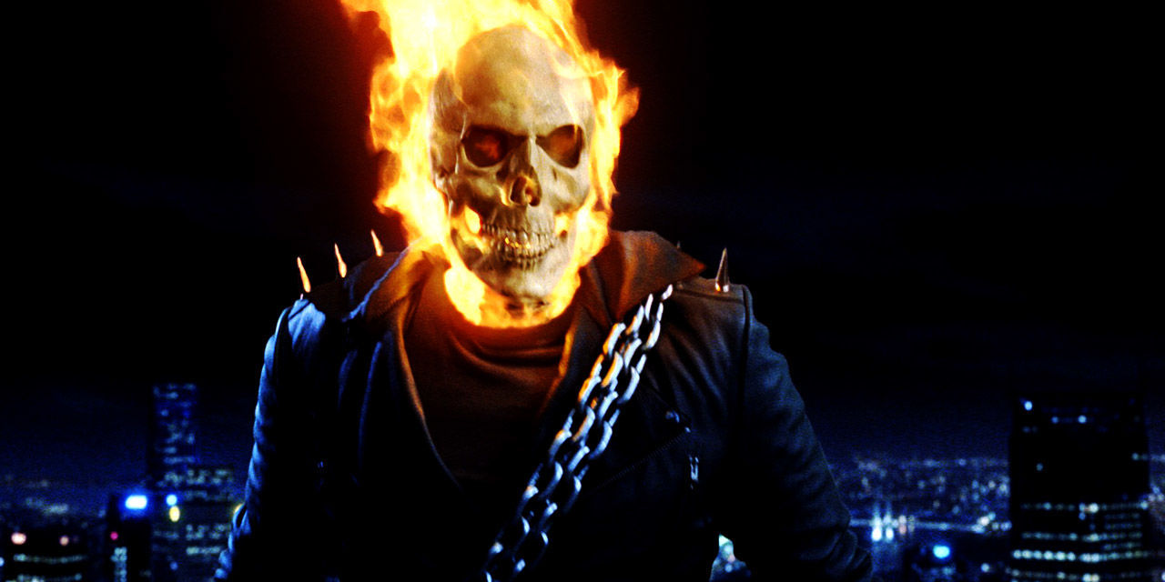 ghost rider to appear in agents of shield season four - best comic