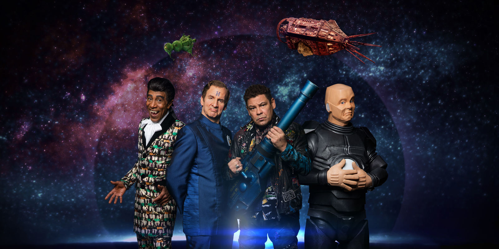 Red Dwarf XI cast, episodes, characters, return date ...