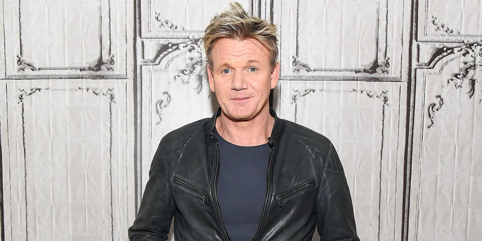 Gordon Ramsay is plotting a return to UK TV