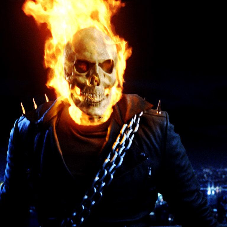 Ghost rider will bring some pretty hardcore violence to - Dessin de ghost rider ...