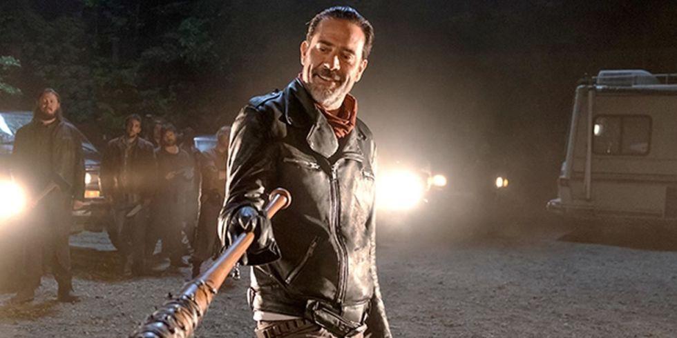 Negan in The Walking Dead season 7 (Entertainment Weekly exclusive)