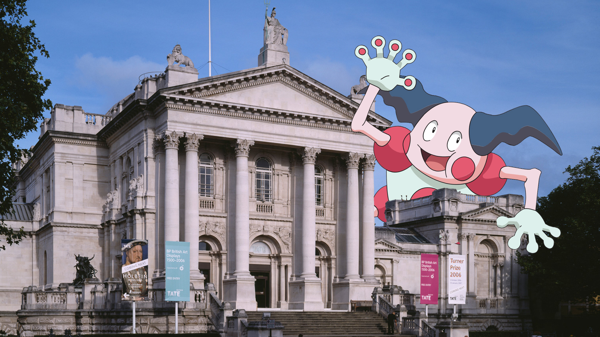 Best places to play Pokémon Go in London