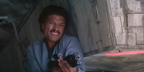Donald Glover looks fly in first photo as Lando Calrissian in Star Wars' Han Solo prequel
