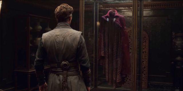 Image result for doctor strange movie cloak of levitation