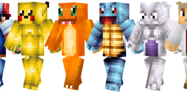Best Themed Minecraft Skins You Can Download Right Now - Minecraft skins fur die ps3
