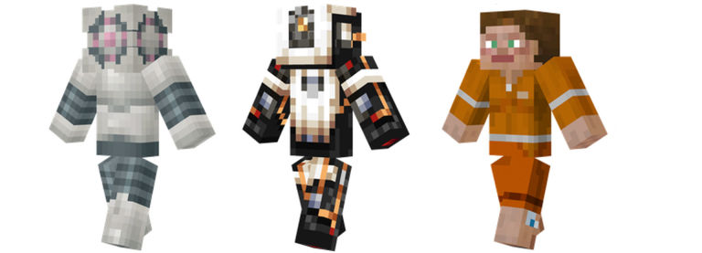 Best Themed Minecraft Skins You Can Download Right Now - Skins para minecraft pe de sans