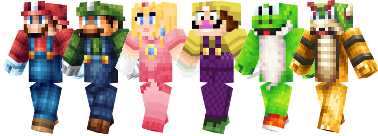 Best Themed Minecraft Skins You Can Download Right Now - Skins fur minecraft kostenlos downloaden