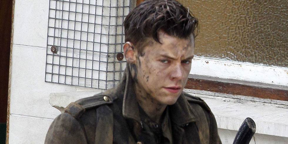 Now its cillian murphy whos singing harry styles praises for his harry styles seen filming scenes for movie dunkirk swanage 25 july 2016 freerunsca Choice Image