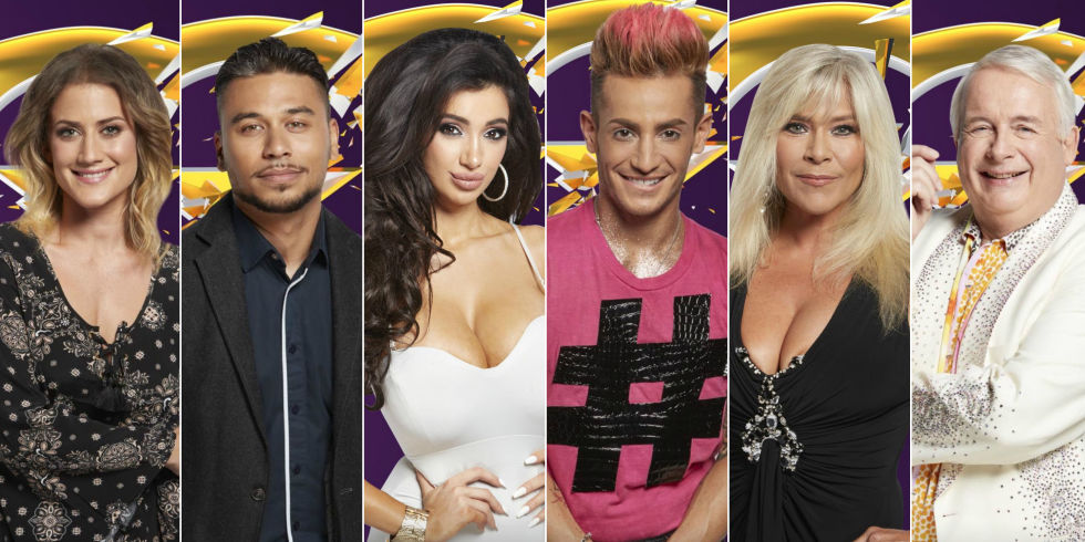 Celebrity Big Brother's Bit on The Side: Fans in hys**rics ...