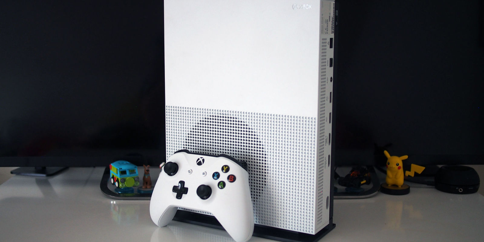 xbox one s review microsoft 39 s 4k gaming upgrade is. Black Bedroom Furniture Sets. Home Design Ideas