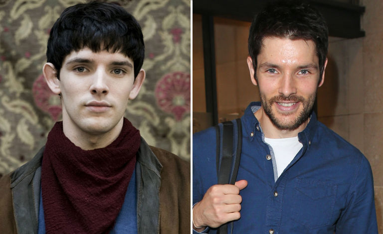 colin morgan height