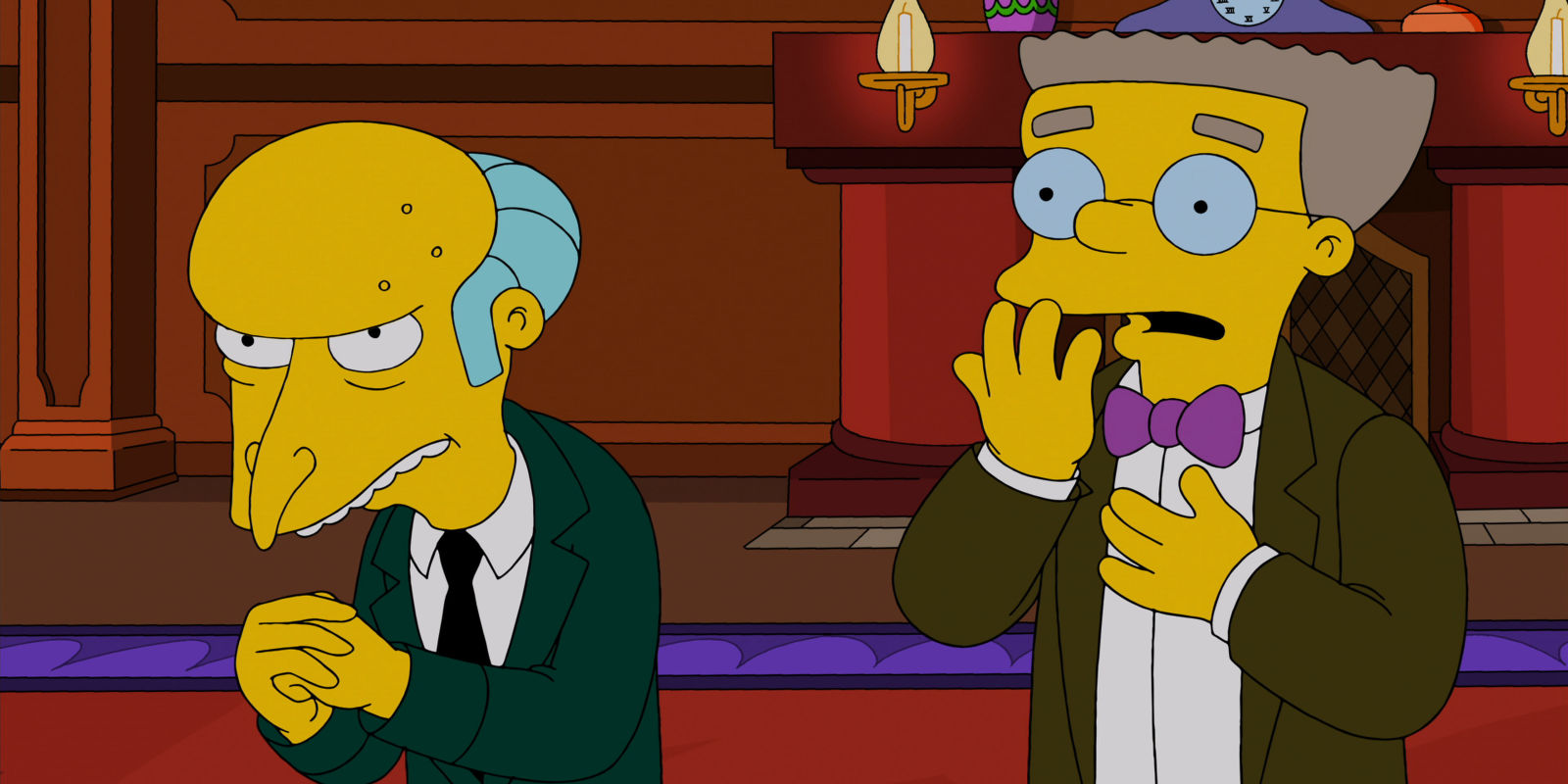 The simpsons writer reveals 39 who shot mr burns 39 deleted - Les simpson nue ...