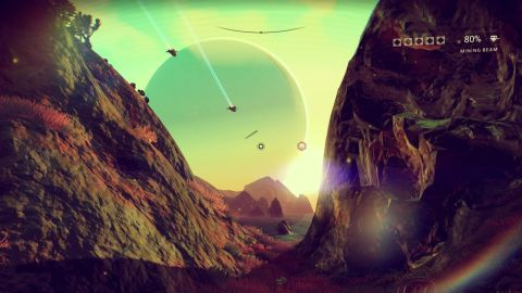 No Man's Sky review: This star trek is a beautiful but flawed masterpiece