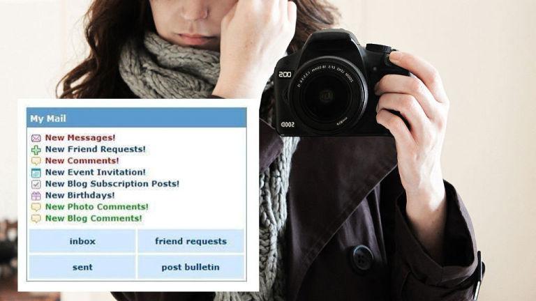 Teen pics young stolen myspace