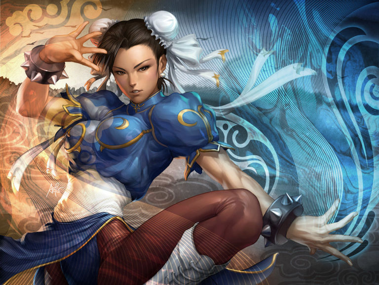 Chun-Li, Street Fighter