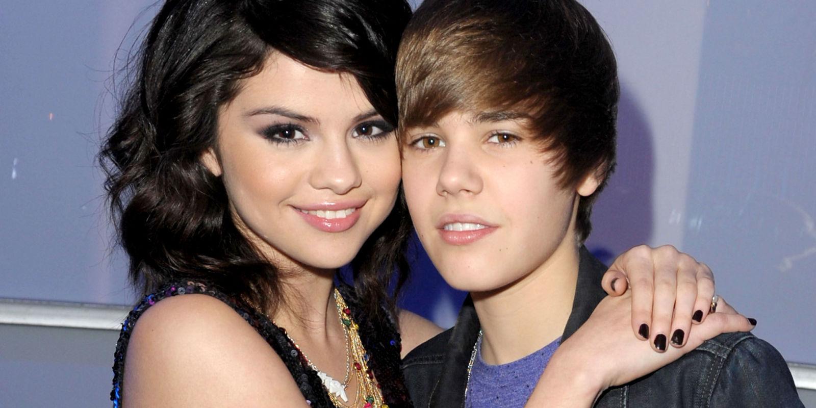 Uh, Selena Gomez has recorded a version of Justin Bieber ... Justin Bieber Selena Gomez 2009