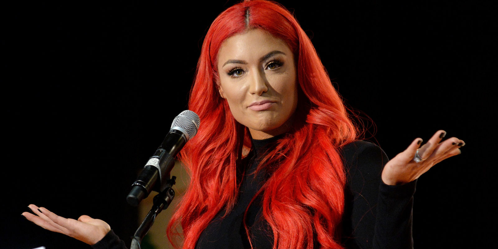 eva marie is suspended by wwe for wellness policy violation
