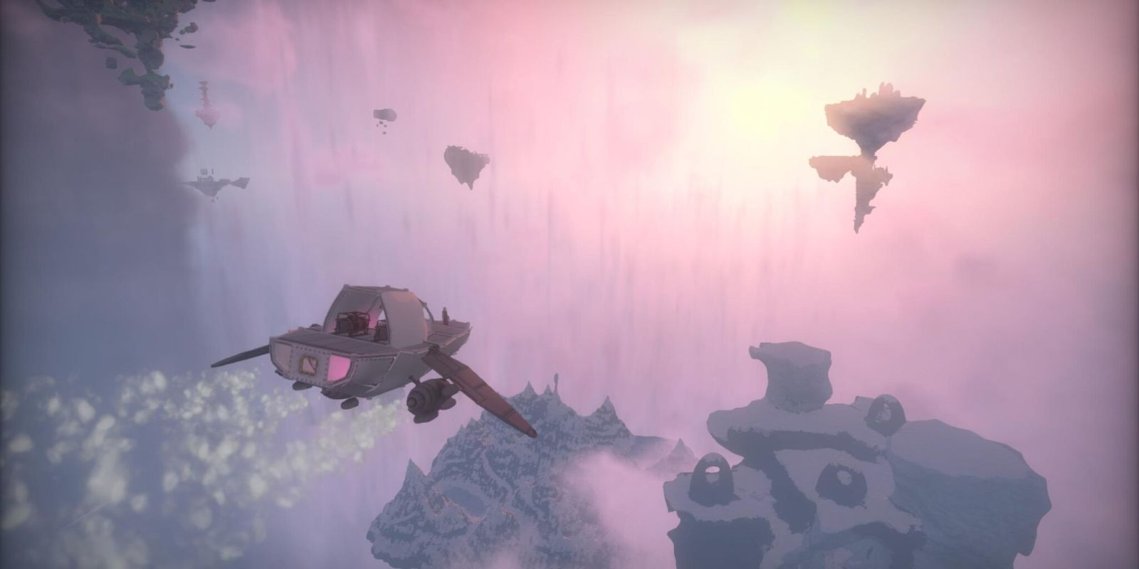Worlds Adrift Preview Is It The Mmo No Man S Sky