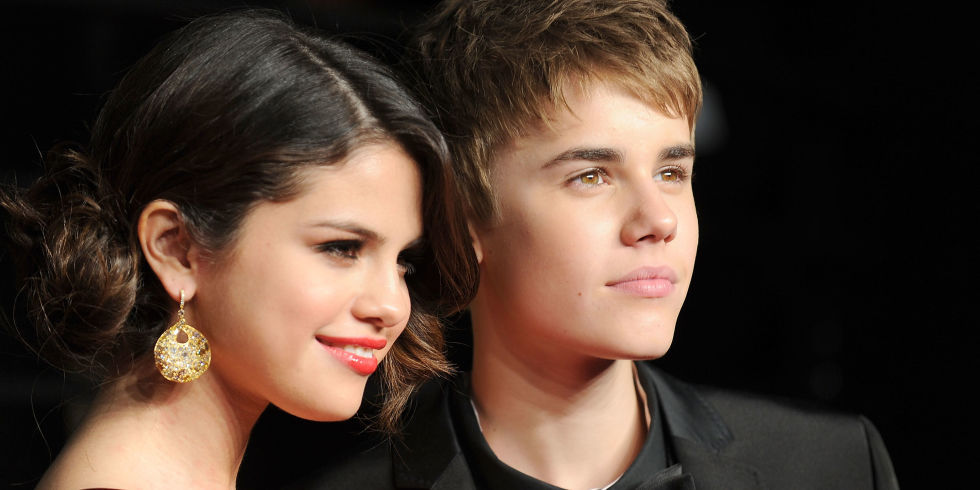 Justin bieber and selena gomez story explained how their love west hollywood ca february 27 singeractress selena gomez and singerjustin bieber m4hsunfo