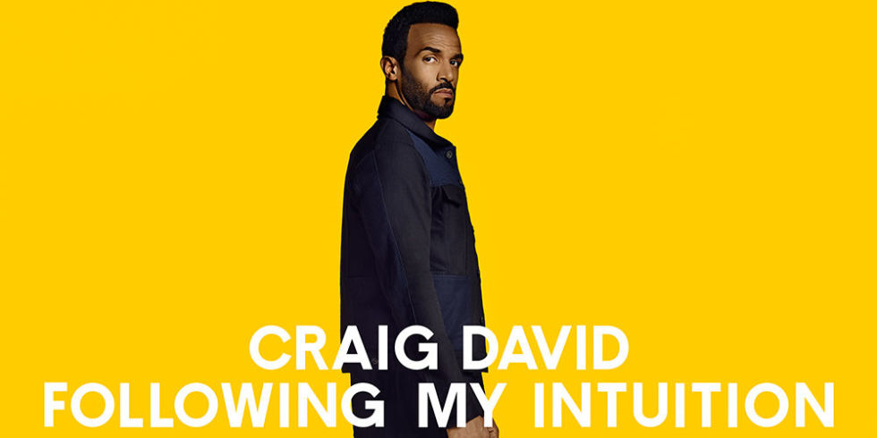Image result for craig david following my intuition uk tour 2017