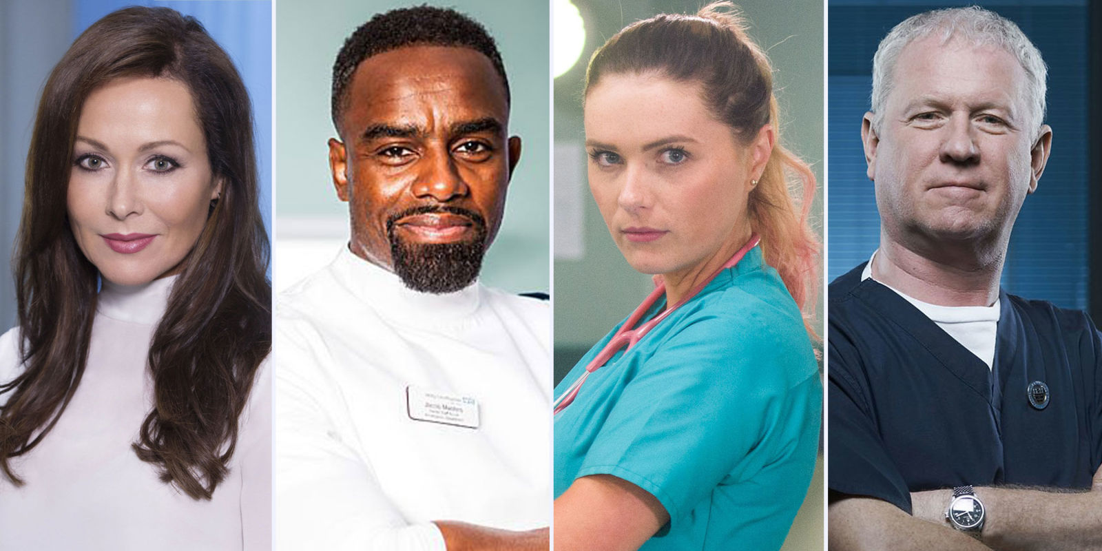 Casualty\'s 30th anniversary: 20 surprising stars you\'d forgotten had ...