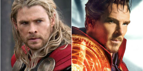 Dr Strange's roles in Thor: Ragnarok teased by Tom Hiddleston aka Loki