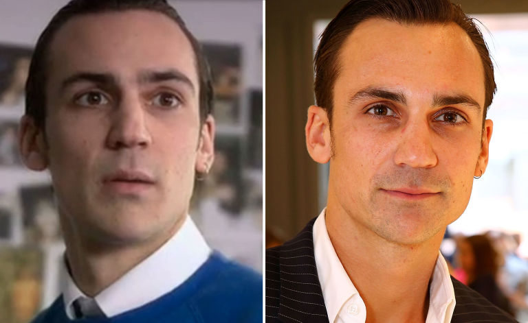 Henry Lloyd Hughes, Inbetweeners, then and now