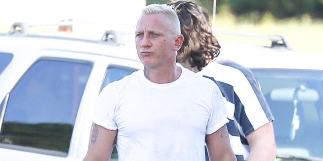 Деніел Крейг сів у тюрму, щоби не грати Бонда