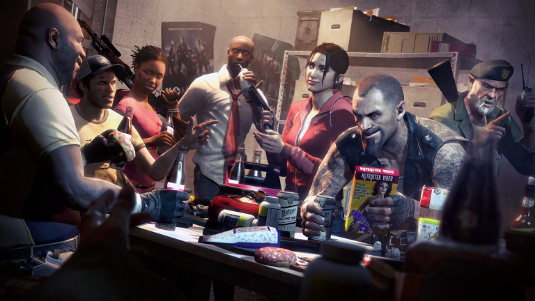 Image Gallery left 4 dead 3 characters