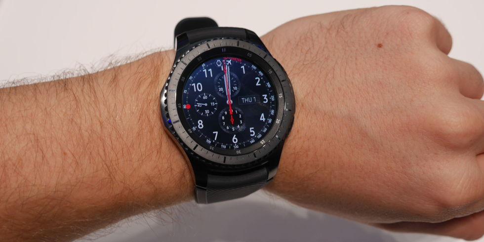 Samsung Gear S3 review: Hands-on with the latest Apple Watch rival
