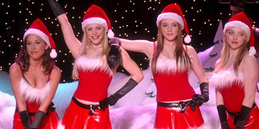 mean girls cast - All About Christmas Eve Cast